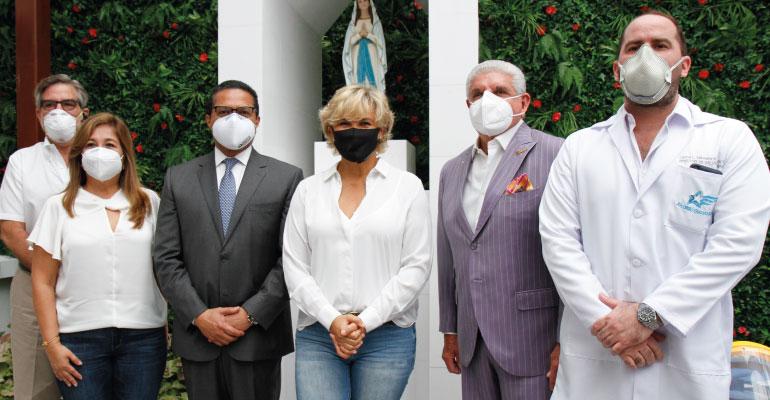 SIMED Ecuador, donó al GAD Municipal de Guayaquil dos mil pruebas PCR TR